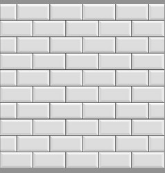 seamless bricks wall background trend eps vector image