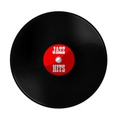 Jazz hits vector image vector image