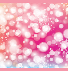 Abstract background with color sparkles vector