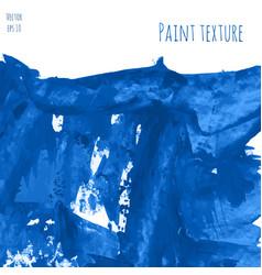 Navy blue indigo oil texture background vector