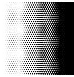 Halftone fade texture duotone dots effect effect vector