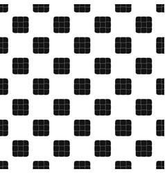 Chess cake pattern seamless vector