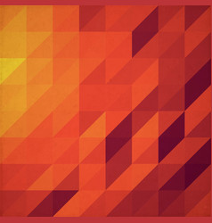 Triangle paper background vector