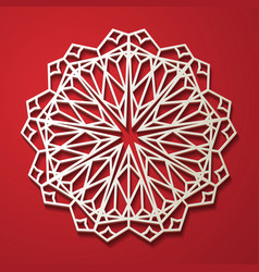 arabic islamic pattern design elements can use vector image