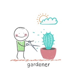 Gardener vector