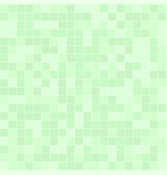 green square pattern seamless vector image