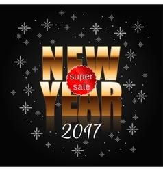 New Year -2 vector