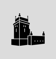 Lisbon vector image vector image