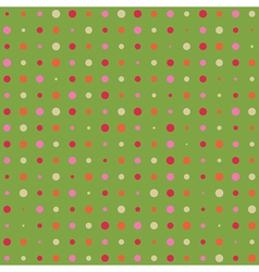 Color Dots vector image vector image