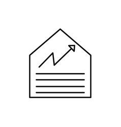 amount icon vector image