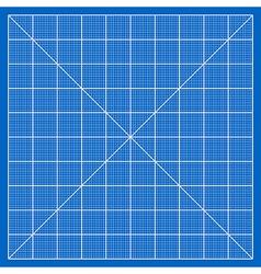 Blueprint paper vector