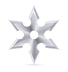 Shuriken vector