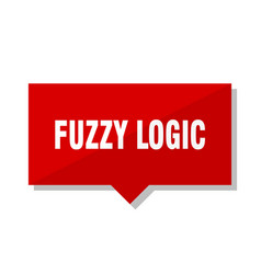 Fuzzy logic red tag vector