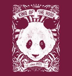King hood vector