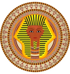 pharaoh vector image