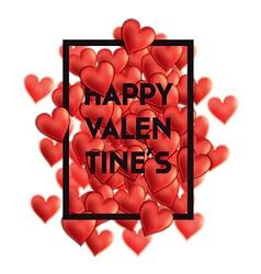 Valentine Days vector image vector image