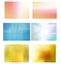 Abstract blurred background 1 vector
