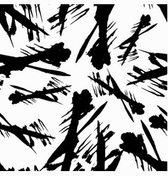 abstract seamless pattern in graffiti style vector image