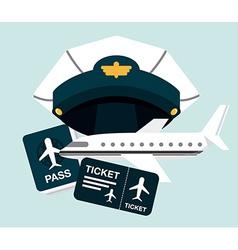 Pilot job vector