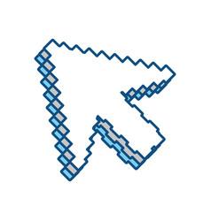 Click cursor symbol vector