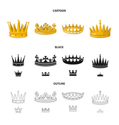 Design of medieval and nobility logo vector