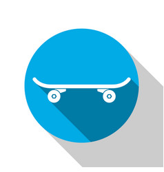 Skate park icon skateboard logo vector