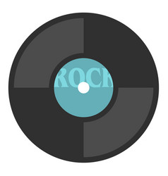 vinyl icon isolated vector image