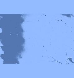 blue grunge background vector image