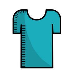 Men tshirt icon vector