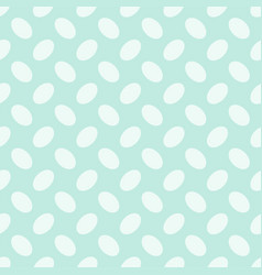 seamless geometric pattern easter eggs vector image
