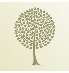 tree4 vector image