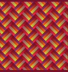 Abstract geometrical zig zag stripe pattern vector