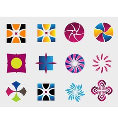 Design elements logo icon vector