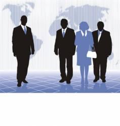 world trade vector image vector image