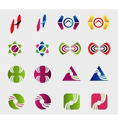 Logo design elements Pack vector