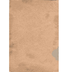 old cardboard texture vector image