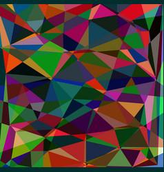poligonal background image cute for design vector image