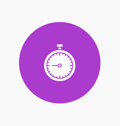 Stopwatch clock fast quick time timer watch vector