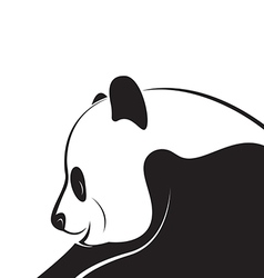 Panda design vector