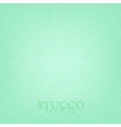 Light green stucco texture vector
