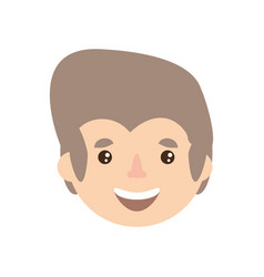 Character man male family vector