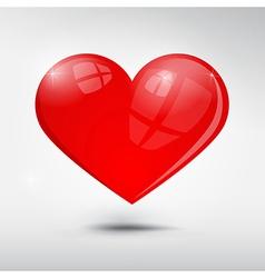 Isolated heart vector