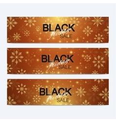 Black friday sale background promotional banner vector