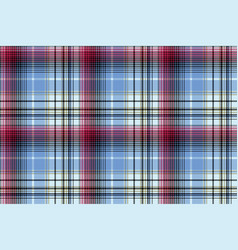 Check pixel plaid textile texture seamless pattern vector