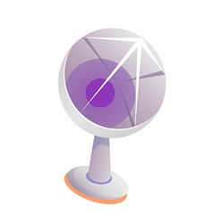 Icon antenna vector