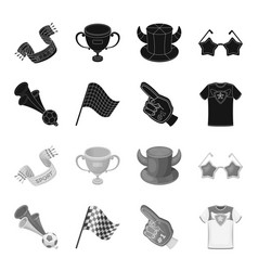 Pipe uniform and other attributes of the fans vector