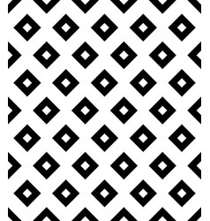 vintage diagonal chequerwise squares cross lines vector image