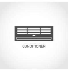 Air condition icon vector