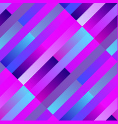 abstract gradient seamless stripe pattern vector image
