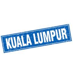 Kuala lumpur vector